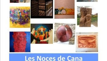 Affiche Les Noces de Cana - Diocèse 50 ans